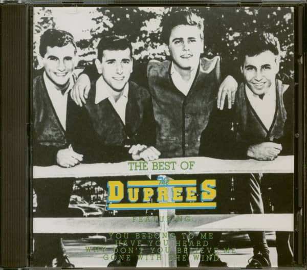 The Best Of The Duprees (CD)