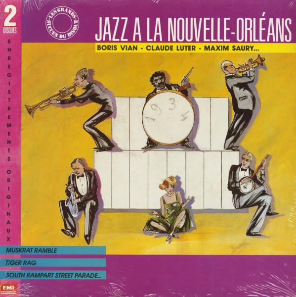 Jazz A La Nouvelle-Orleans (2-LP)