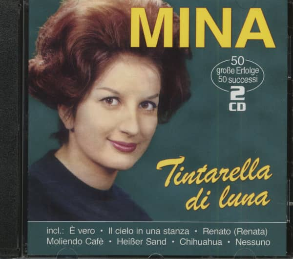 Tintarella Di Luna - 50 Große Erfolge (2-CD)