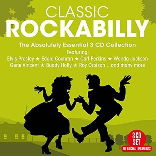 Classic Rockabilly (3-CD)