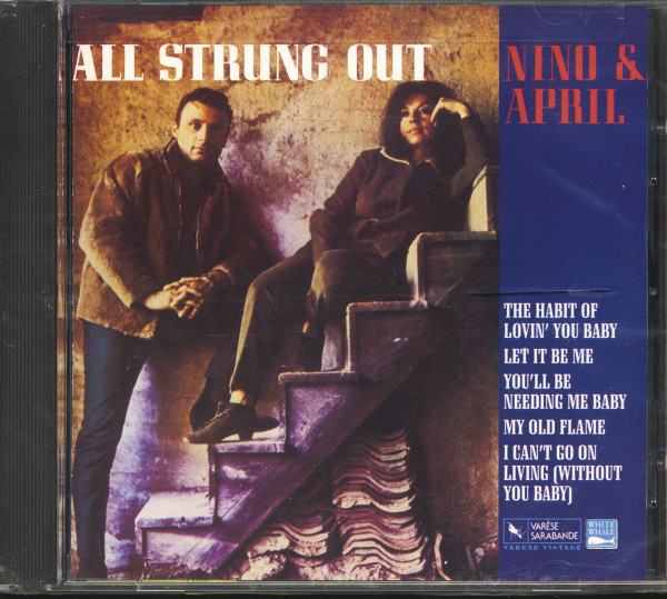 All Strung Out (CD)