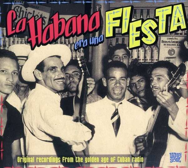 La Habana Era Una Fiesta 2-CD