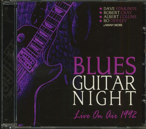 Blues Guitar Night - Live On Air 1992 (CD)