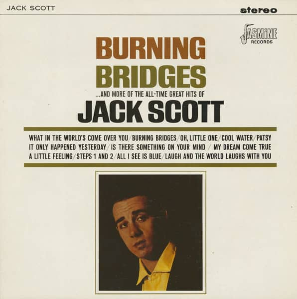 Burning Bridges (LP)