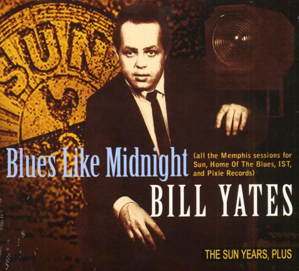 Blues Like Midnight - The Sun Years, Plus