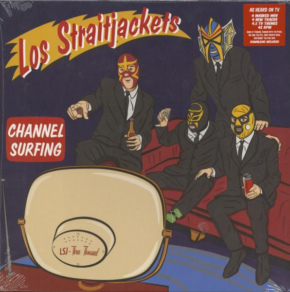 Channel Surfing (LP)