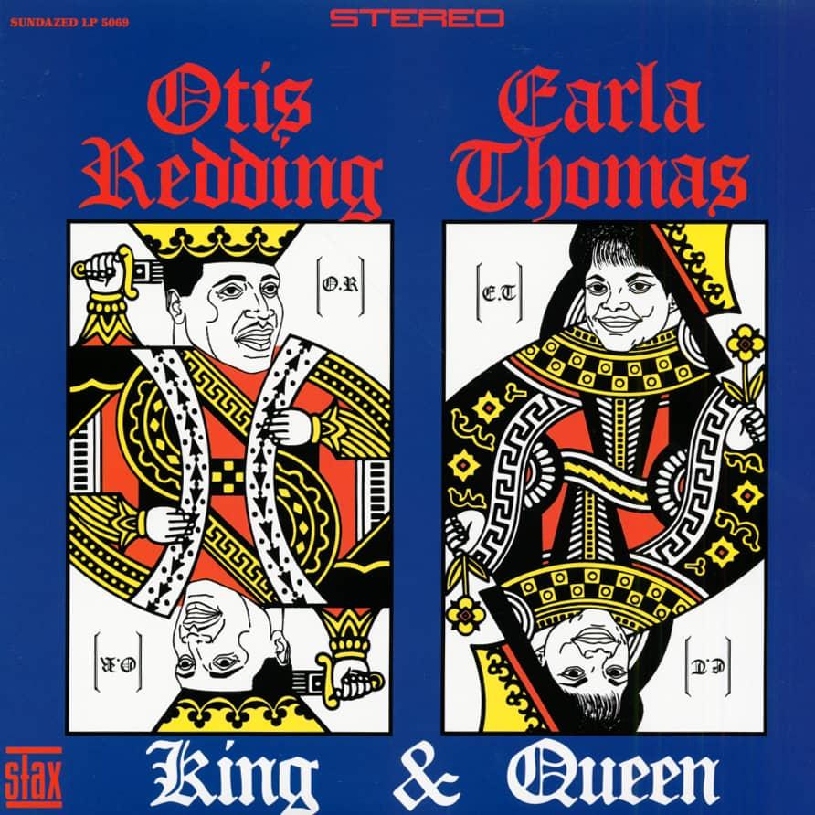 Otis Redding King And Queen