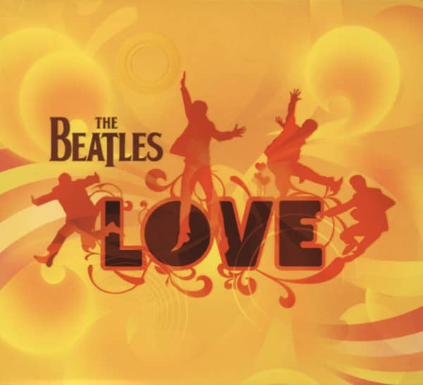 Love CD&Audio DVD - Limited Digipac