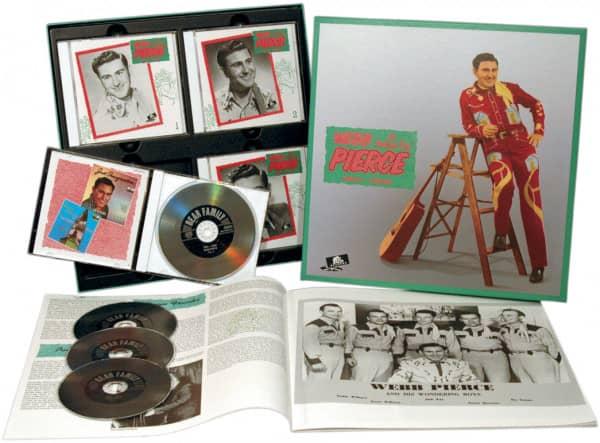 "The Wondering ""Boy"" 1951-1958 (4-CD)"