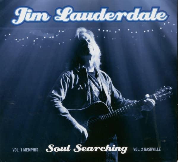 Soul Searching: Vol 1. Memphis, Vol 2. Nashville (2-CD)