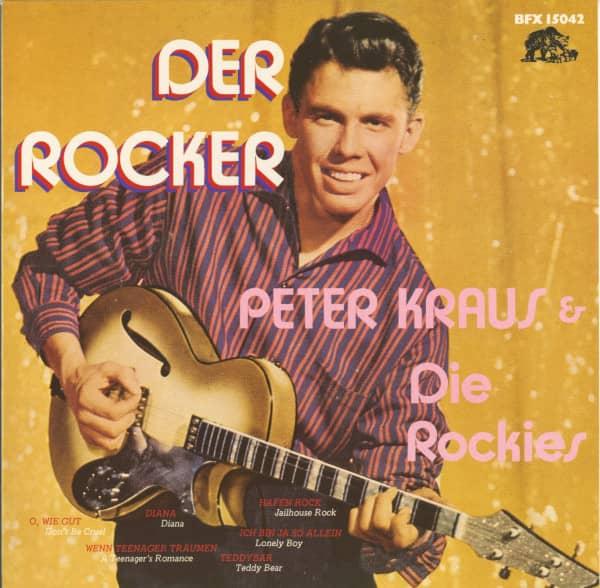 Der Rocker - Peter Kraus & Die Rockies (LP)