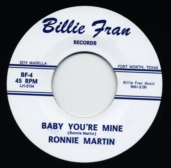 Storm Of Love - Baby You're Mine 7inch, 45rpm