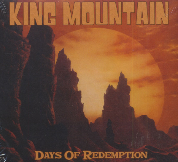 Days Of Redemption (CD)