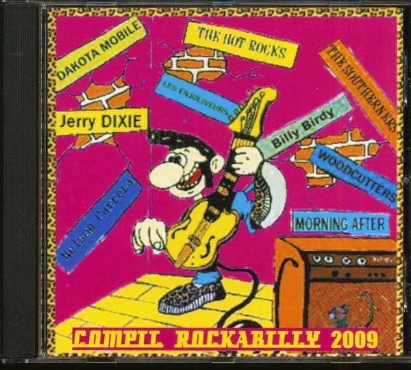 Compil Rockabilly 2009 (CD)