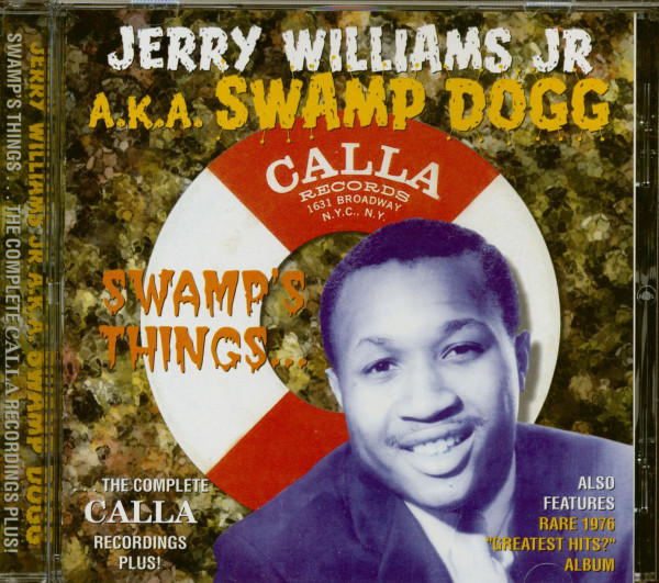 Swamp's Things (CD)