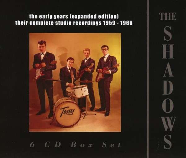 The Early Years (Expanded Edition) (6-CD)