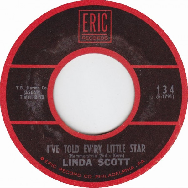 I've Told Every Star - Count Every Star 7inch, 45rpm