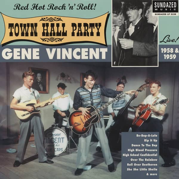 At Town Hall Party 1958 & 1959 (180g)