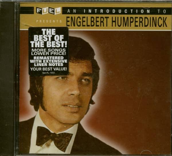An Introduction To Engelbert Humperdinck (CD)