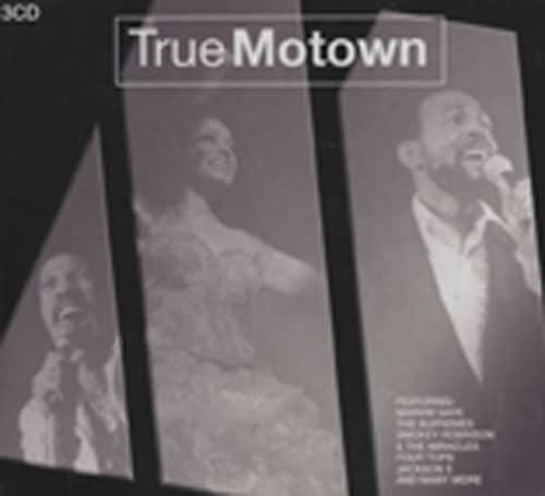 True Motown (3-CD)