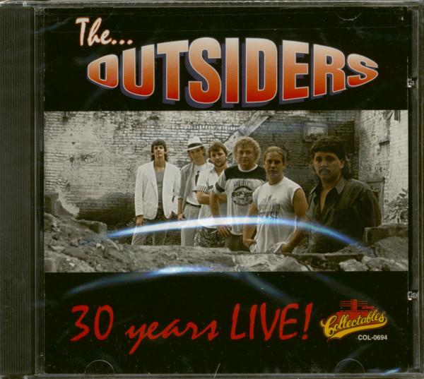 30 Years Live (CD)