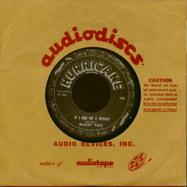 If I Had Me A Woman - Star Of Love (7inch, 45rpm)