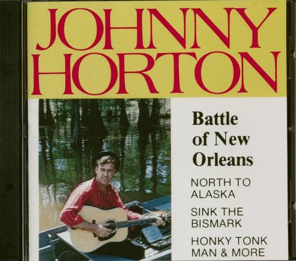 Battle Of New Orleans (CD)