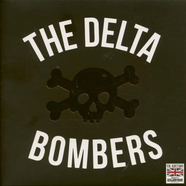 Delta Bombers - Single Box (4x7inch, 45rpm, SC, Ltd.)