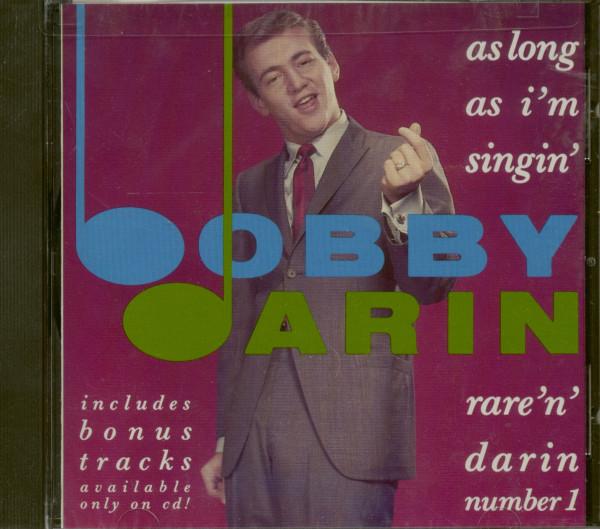 As Long As I'm Singin' - Rare 'N' Darin (CD)