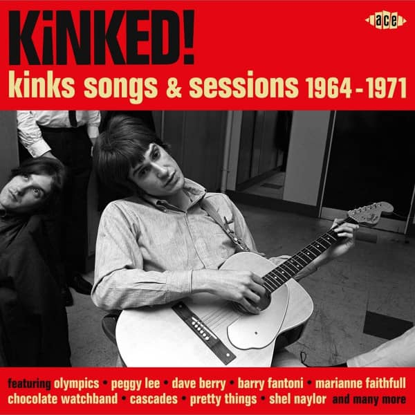 Kinked! Kinks Songs & Sessions 1964-1971 (CD)