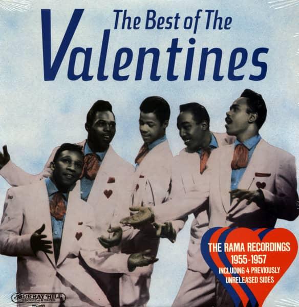 Best Of The Valentines (Vinyl-LP)