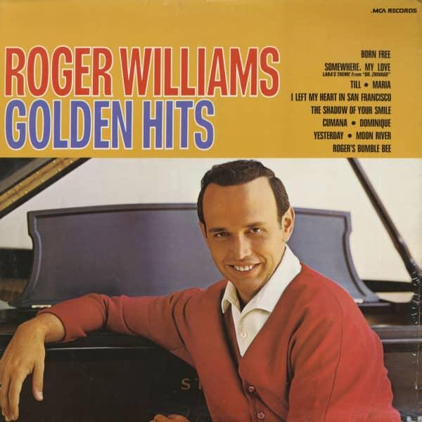Golden Hits (LP. Cut-Out)