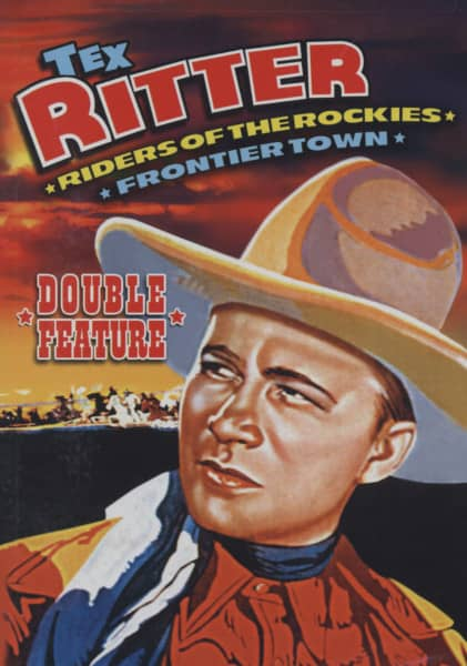 Riders Of The Rockies - Frontier Town (0)