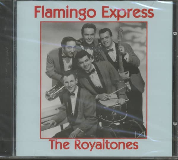 Flamingo Express (CD, feat.the Ramrods)