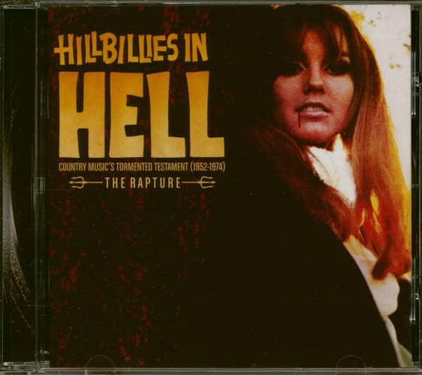 Hillbillies In Hell Vol.4 - The Rapture (CD)