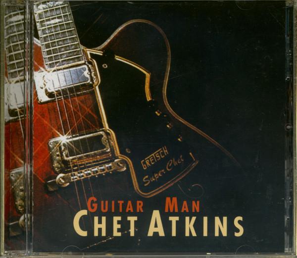 Guitar Man (CD)