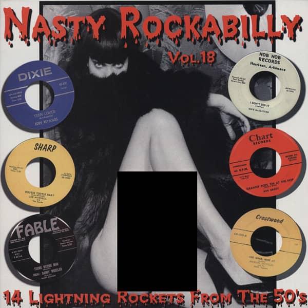 Nasty Rockabilly Vol.18 (Vinyl LP)