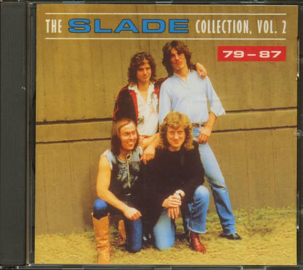 The Slade Collection, Vol.2 - 79-87 (CD)