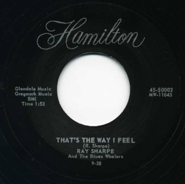 Oh, My Baby's Gone - That's The Way I Feel