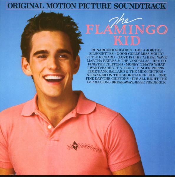 Flamingo Kid - Original Motion Picture Soundtrack (LP)
