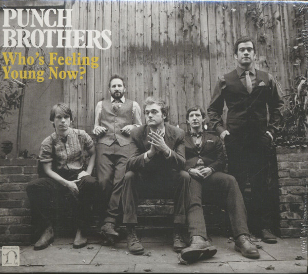 Who's Feeling Young Now (CD)