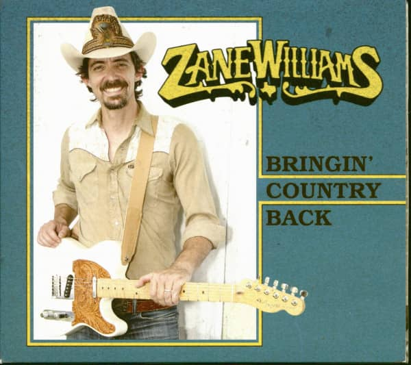 Bringin' Country Back (CD)