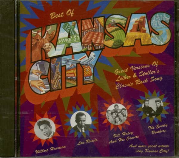 Best Of Kansas City (CD)