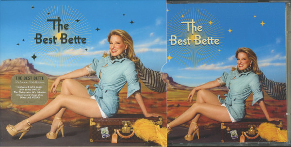 The Best Bette (CD & DVD)