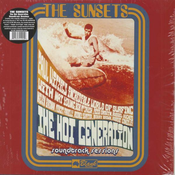 The Hot Generation Soundtrack Sessions (LP, 180g Vinyl)
