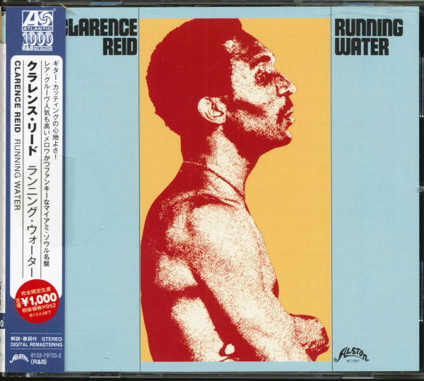 Running Water (CD, Japan)
