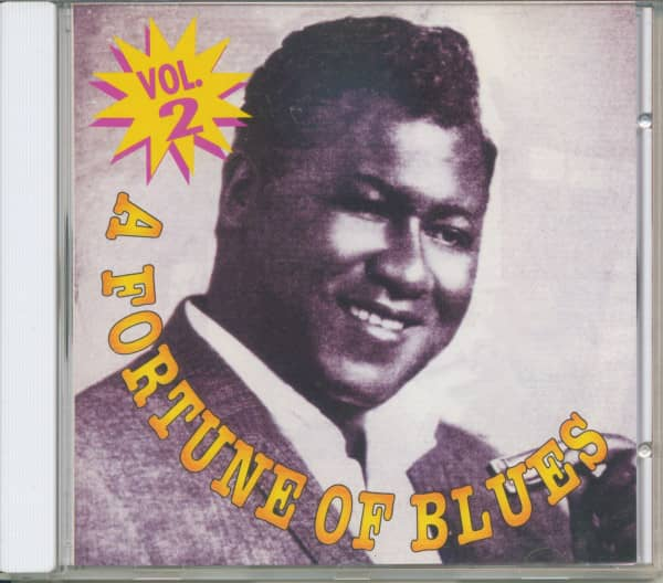 A Fortune Of Blues Vol.2 (CD)