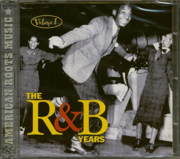 The R&B Years Vol.1 (CD)