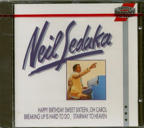 Neil Sedaka (CD)