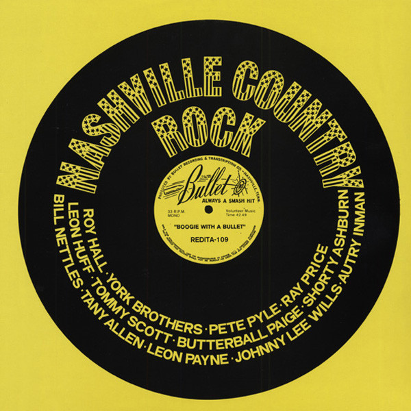 Nashville Country Rock